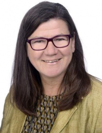 Kerstin Reek-Berghäuser Ortsbürgermeisterin